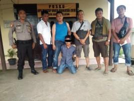 6 Tahun Buron, DPO Begal Ini Ditangkap Polsek Abung Selatan