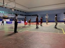 60 Peserta Ikuti Pelatihan Basket Lisensi C-D
