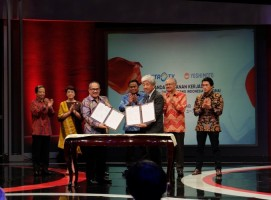 60 Tahun Indonesia-Jepang, Metro TV Luncurkan Program JI-PHORIA