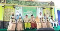 68 Santri Ponpes Baitul Qur'an Pringsewu Diwisuda