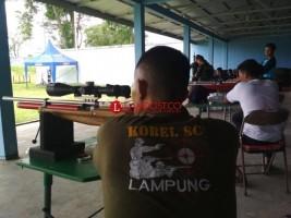 Tujuh Atlet Menembak Lampung akan Ikuti Seleknas di Jakarta
