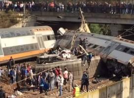 7 Orang Tewas dalam Kecelakaan Kereta Api di Maroko