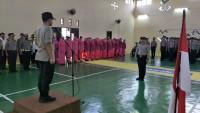 72 Anggota Polres Lampura Naik Pangkat