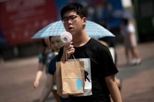77 Orang Tewas Akibat Gelombang Panas di Jepang