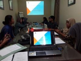 8 Mahasiswa Fisip Unila Magang di Mitra Bentala