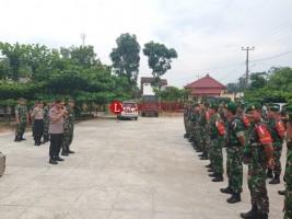 80 Personel TNI Diperbantukan ke Tubaba Selama Pemilu