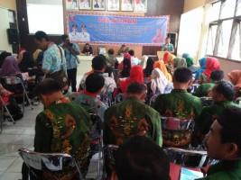 80 Petugas Klinik KB Ikuti Pelatihan Pencatatan dan Pelaporan Hasil Pelayanan