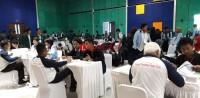 800 Mahasiswa Ikuti Uji Sertifikasi Tenaga Konstruksi