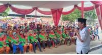 800 Paket Lebaran Disalurkan kepada Petugas Kebersihan di Bandar Lampung