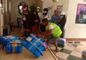 84 Jamaah Haji Mesuji Bersiap Pulang ke Tanah Air