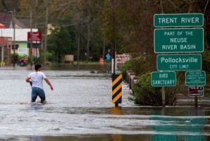 9.308 WNI Terkena Dampak Badai Florence di AS