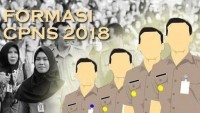 Sembilan Formasi CPNSD Lamsel Tidak Terisi