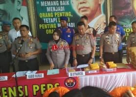 9 Kilo Sabu asal LP Medan Diamankan di Seaport Interdiction