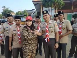 900 Anggota Pramuka Penggalang akan Ikuti Jambore Cabang Ke IV