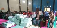 926 Sertifikat Program PTSL Dibagikan kepada Warga Desa Sidoasri