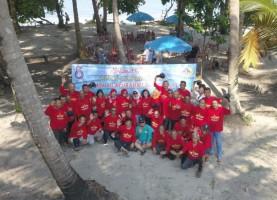 AAY Angkatan 86 Rekatkan Silaturahmi di Pulau Pahawang