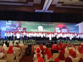 ABM Gelar Deklarasi Nasional Dukung Jokowi-Ma'ruf Amin