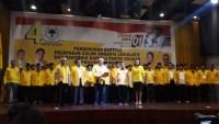 Aburizal Bakrie Titip Pesan Optimisme di Pemilu 2019