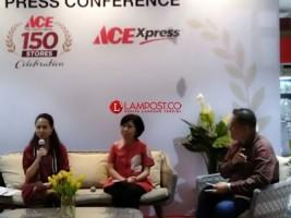 ACE Buka Cabang Ke-150 di Pekanbaru