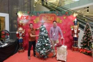 ACE Gelar Program World of Holiday Wishes
