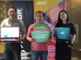 Acer Gelar Acer Day 2018 Dengan Penawaran Harga Spesial