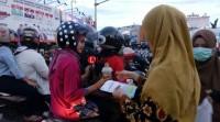 ACT Lampung dan Yamet School Berbagi Takjil