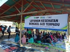 ACT Launching Bengkel Gizi Terpadu di Bakung