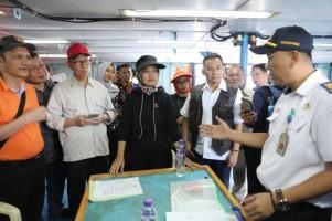 Ada Kapal Asing Bawa Ikan 14 Ton dari Lampung ke Hongkong
