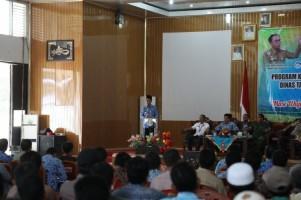 Adipati Buka Acara Akselerasi Koordinasi Program Kegiatan Bidang Prasarana dan Sarana Pertanian