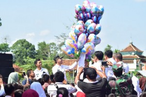 Adipati Hadiri Peringatan Bulan Kesehatan Gigi Nasional