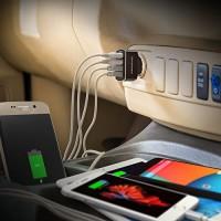 Agar Charge Smartphone di Mobil Aman, Perhatikan ini