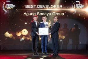 Agung Sedayu Group Menang Kategori Best Developer