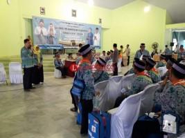 AKHI Lampung Beri Penyuluhan Kepada Calon Jamaah Haji