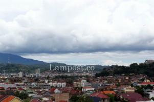 Akhir Pekan, Sejumlah Wilayah Lampung Cerah Berawan