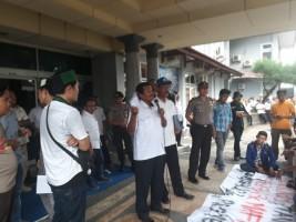 Aksi Kader HMI di Kantor Balai Besar Berujung Rusuh