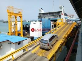 Aktivitas GAK Meningkat, Pelayaran di Selat Sunda Aman