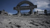 Aktivitas Meningkat, Status Gunung Tangkuban Parahu Dinaikkan