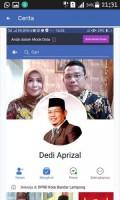 Akun Facebooknya Dipalsukan, Dedi Afrizal Akan Lapor Polisi