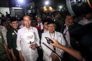 Alasan Pilih Jokowi-Ma'ruf Amin