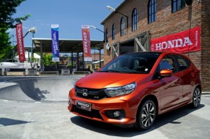 All New Brio Satya dan All New Brio RS Sumbang Penjualan Terbesar Honda di Mei 2019