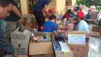 Alumni SMAN 1 Telukbetung 87 Peduli Korban Tsunami