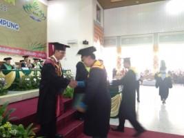Alumni UIN Raden Intan Dituntut Mampu Berdaya Saing dan Berfikir Global