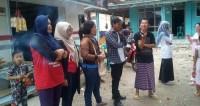 Alumni Yapri Kalianda Sambangi Korban Tsunami