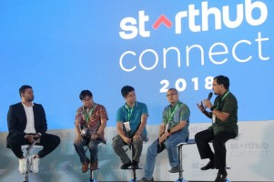 AMI Gelar Perdana Event Starthub Connect