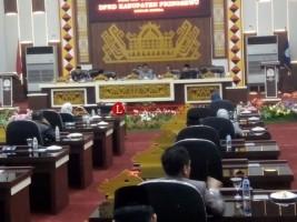 Aminallah Segera Dilantik Sebagai Ketua DPRD Pringsewu