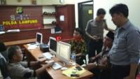 AMPG Laporkan Rifky Soal Orasi Kepung Rumah Arinal