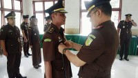 Andi Pranomo Jabat Kasi Datun Kejaksaan Negeri Lampung Timur
