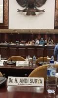 Andi Surya Sebut Konflik Lahan Makin Mendera Lampung