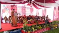 Anggaran Pembangunan Kecamatan Palas Capai Rp63,9 Miliar