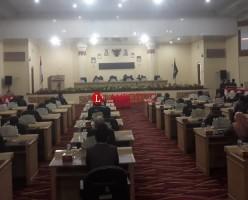 Anggota DPRD Tulangbawang Pertanyakan Ketidakhadiran Bupati dan Wakil Bupati